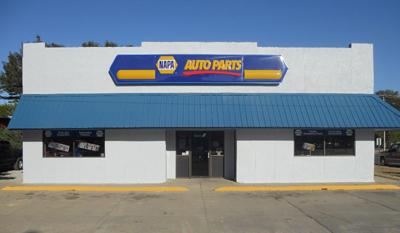 napa auto parts machine shop